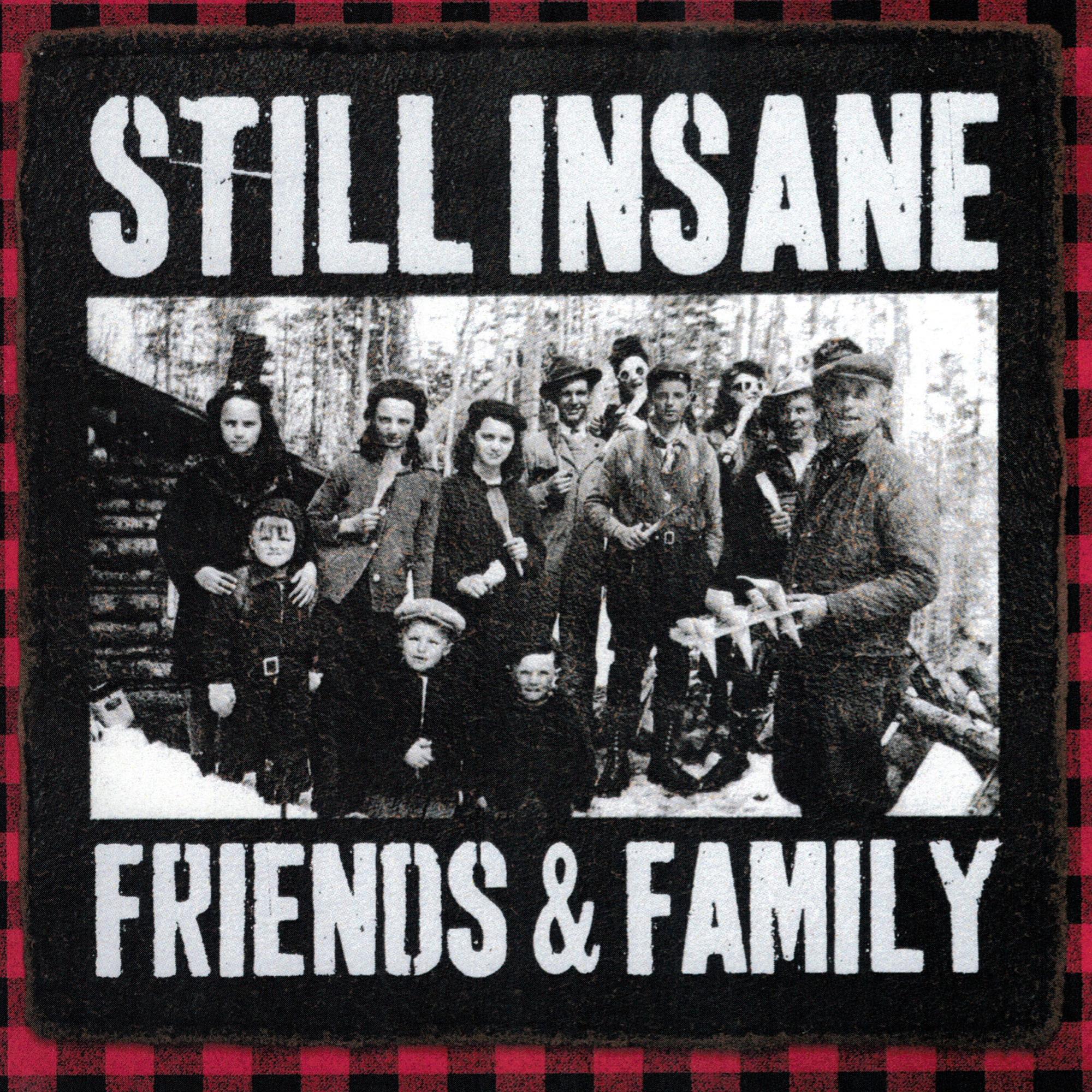 Friends & Family CD