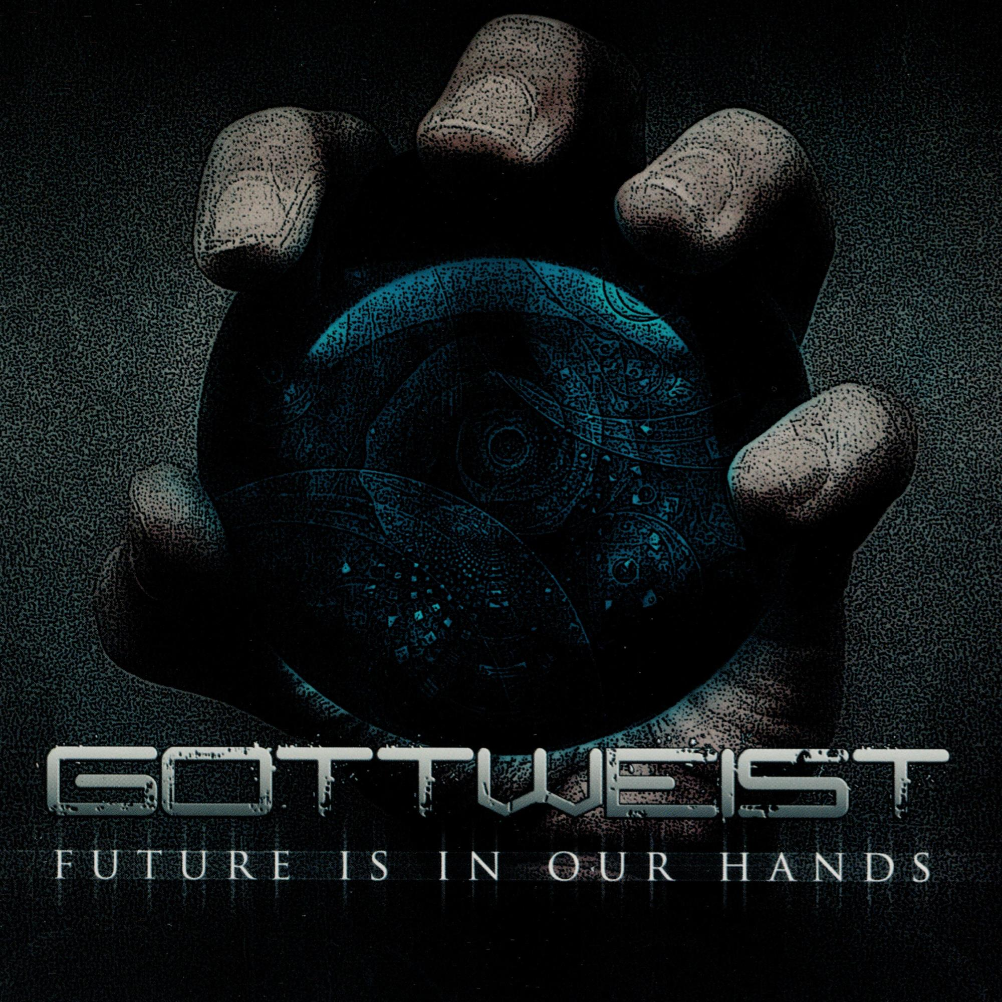 Future Is In Our Hands CD