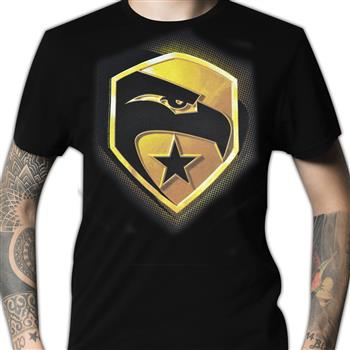 G.i. Joe Gold Shield T-Shirt