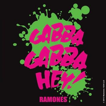 Buy Gabba Gabba Hey! Coaster by Ramones