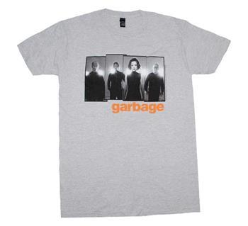 Buy Garbage Panels T-Shirt by GARBAGE