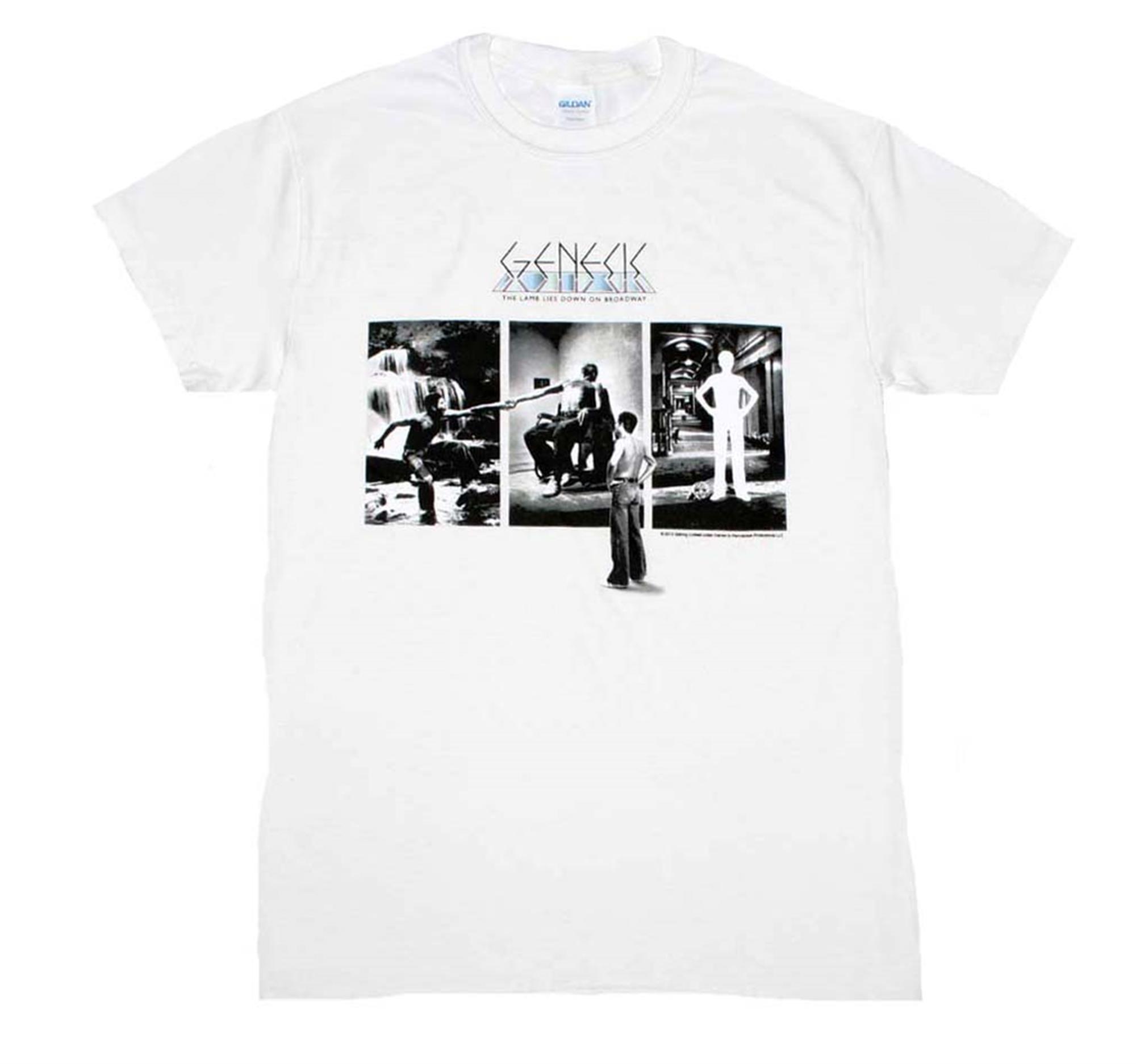 Genesis Down On Broadway T-Shirt