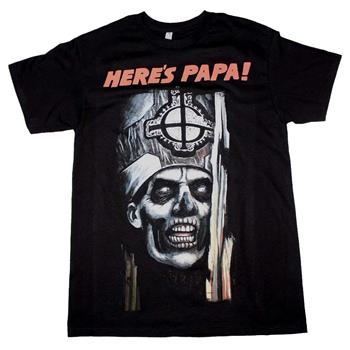 Buy Ghost Here's Papa T-Shirt by Ghost