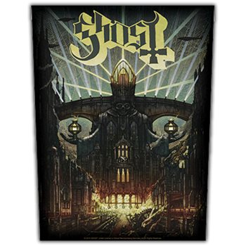 Ghost Meliora Backpatch