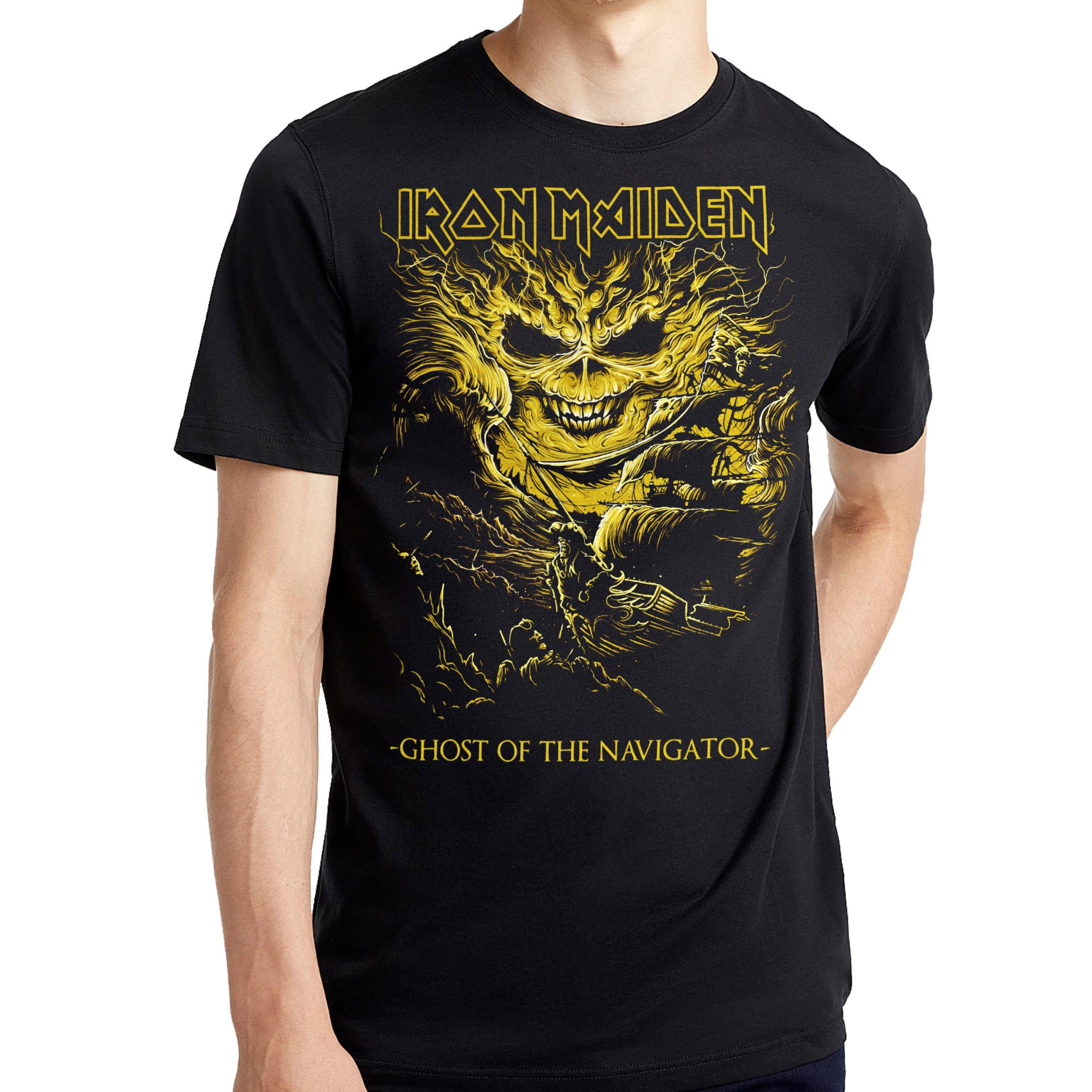 Ghost Of The Navigator T-shirt
