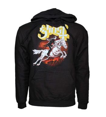 Buy Ghost Pale Horse Hoodie Sweatshirt by Ghost