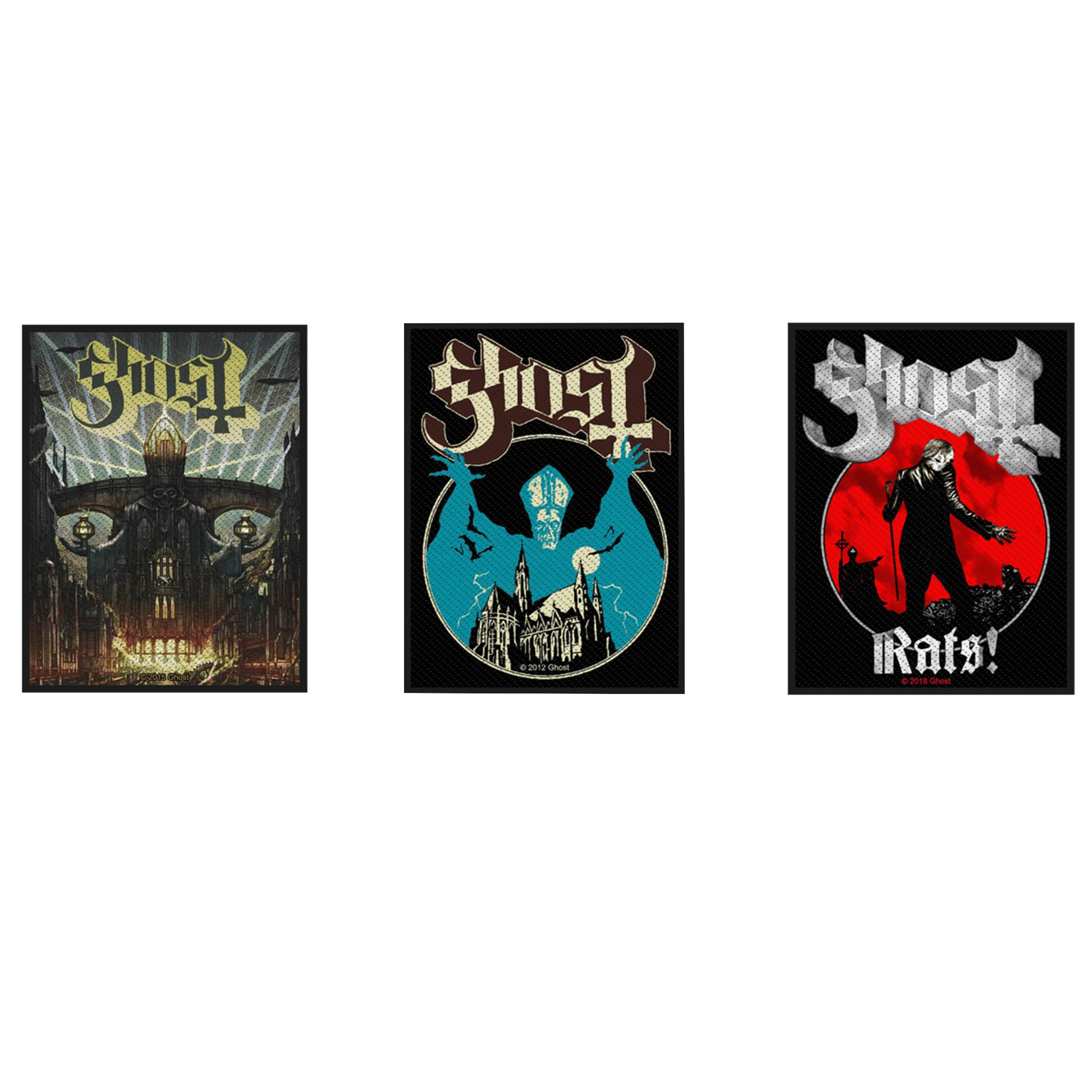 Ghost Patch Pack