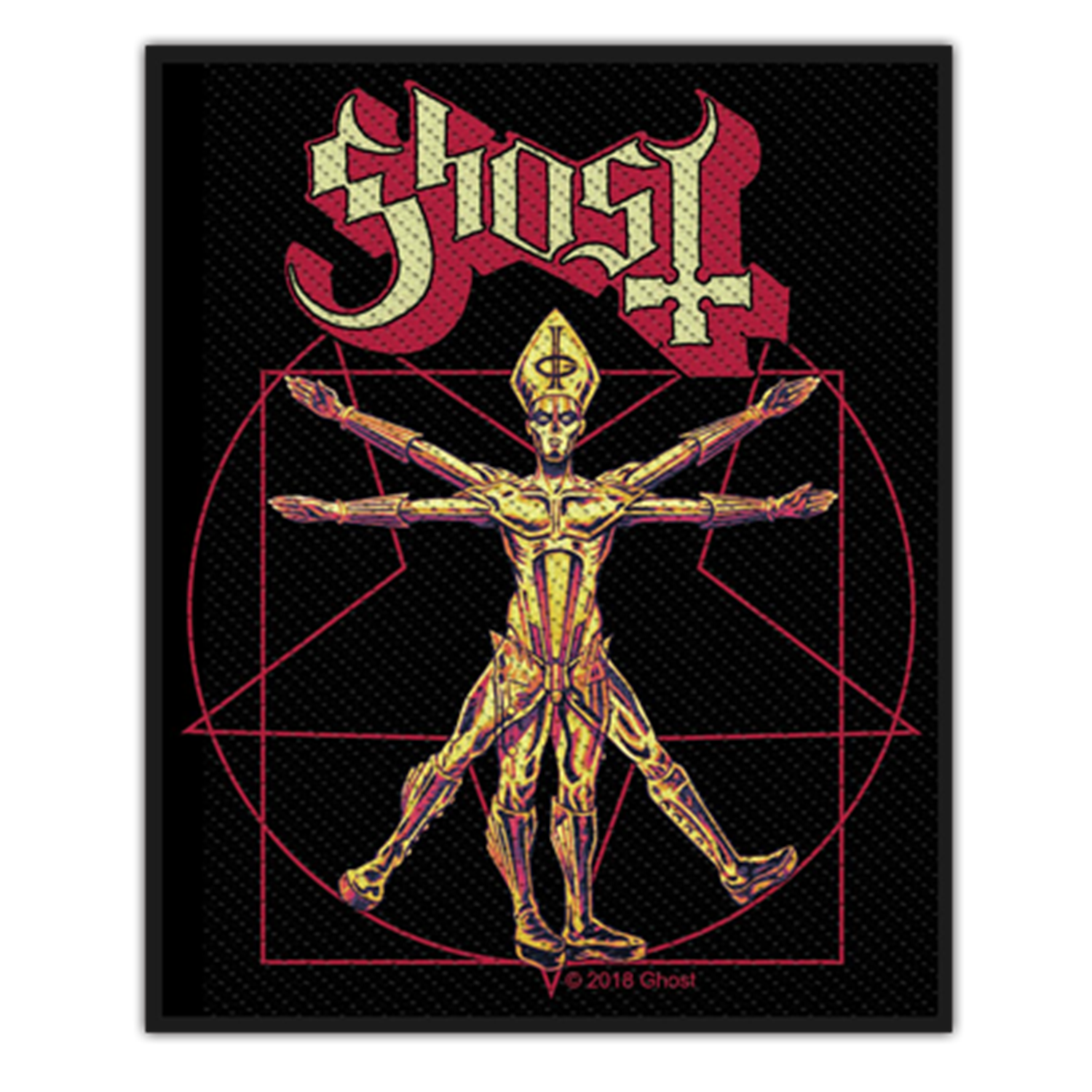 The Vitruvian Ghost Patch