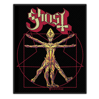 Buy The Vitruvian Ghost Patch by Ghost