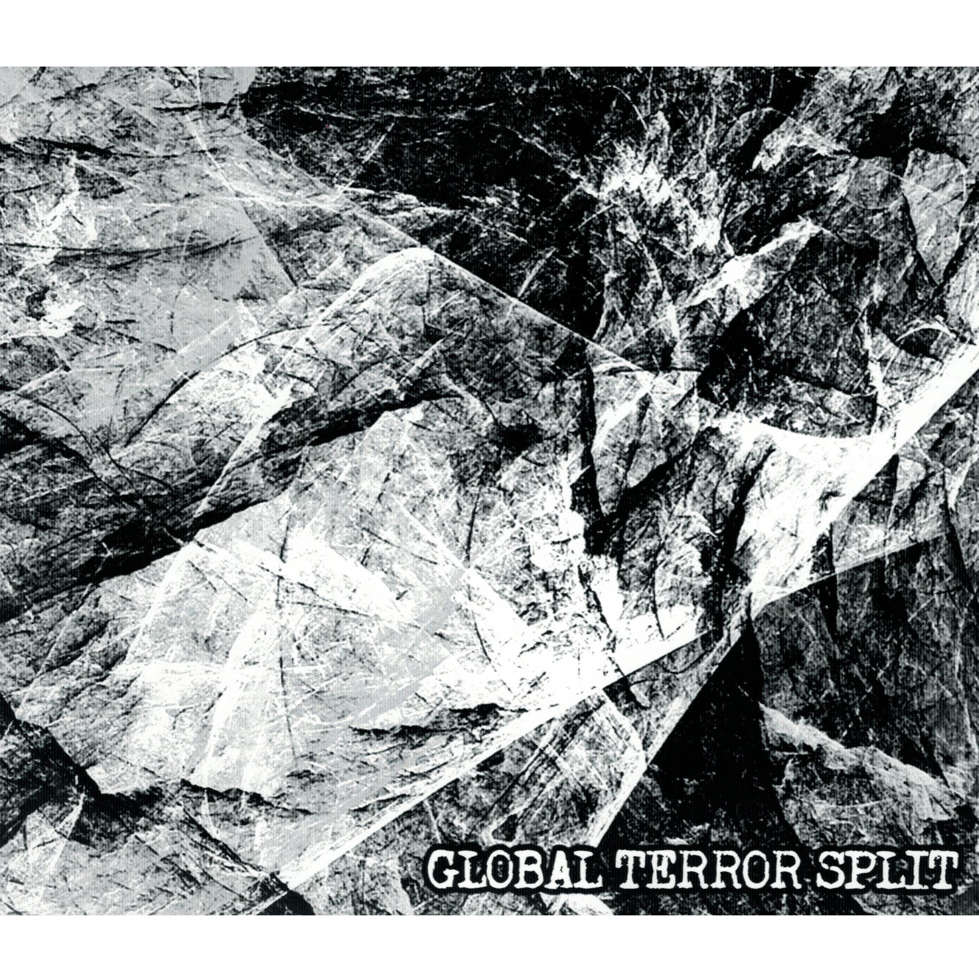Global Terror Split CD