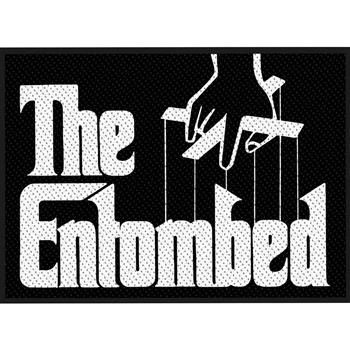 Entombed Godfather Logo Patch
