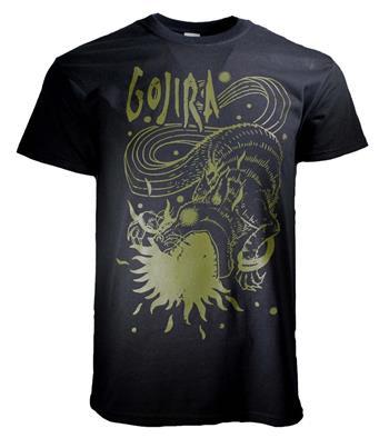 Gojira Gojira Sun Swallower T-Shirt