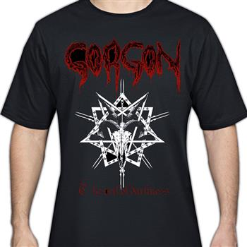 Buy The Veil Of Darkness by GORGON