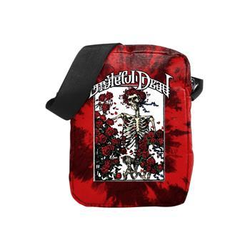 Grateful Dead Grateful Dead Bertha Skeleton Crossbody Bag