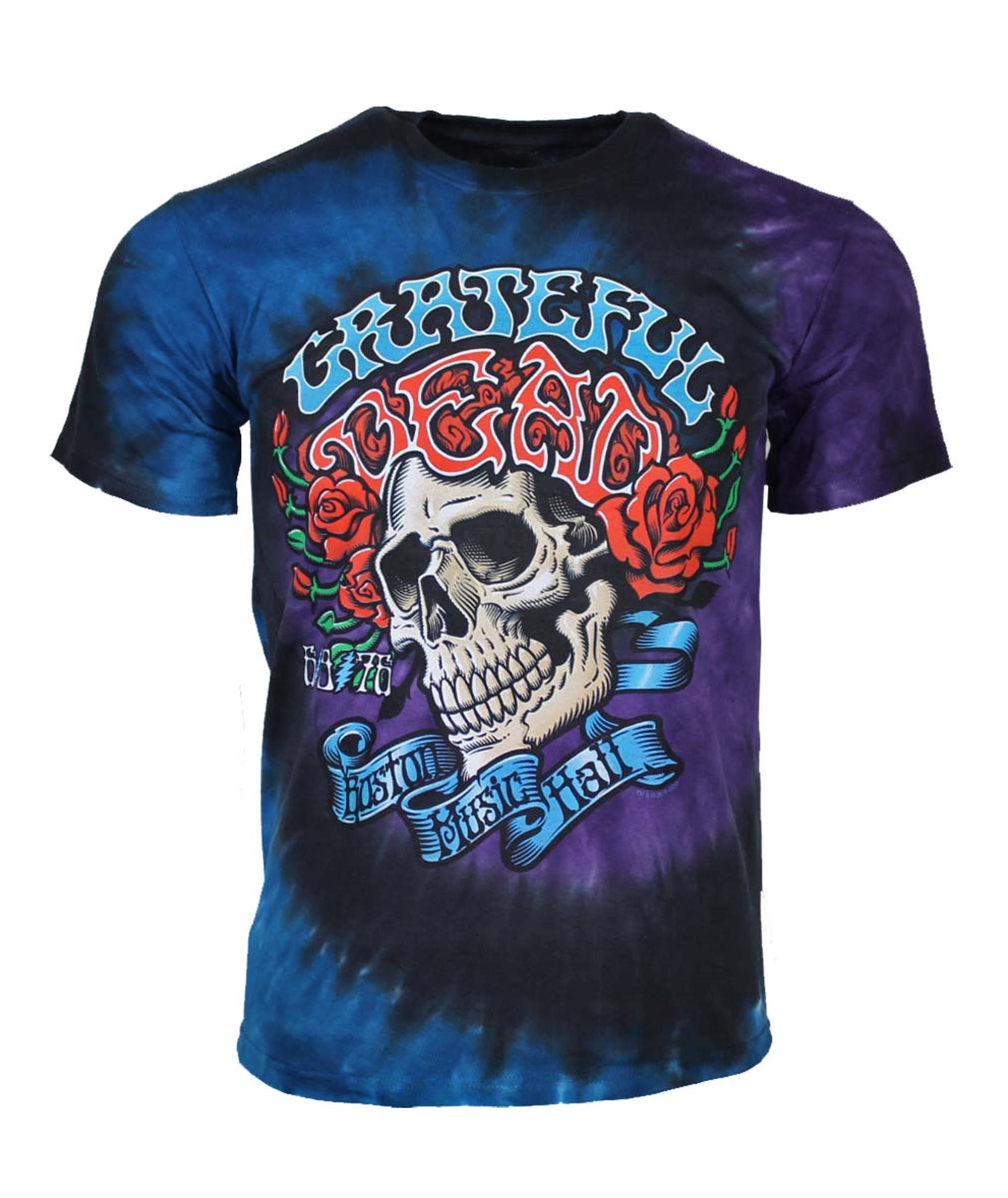 Grateful Dead Boston Music Hall T-Shirt