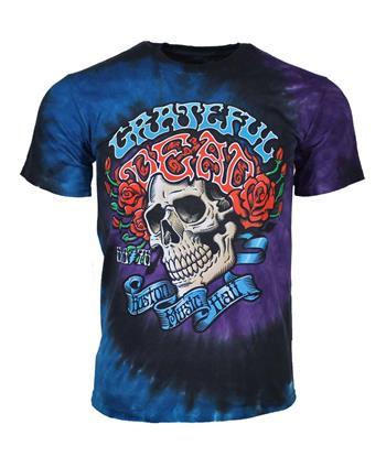 Grateful Dead Grateful Dead Boston Music Hall T-Shirt