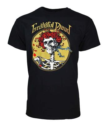 Buy Grateful Dead Grateful Skull T-Shirt by Grateful Dead
