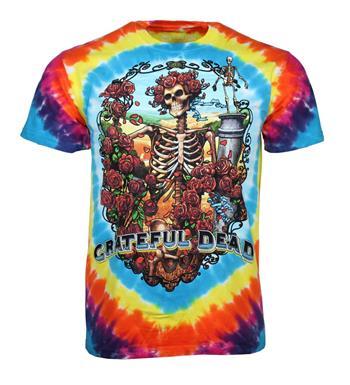 Grateful Dead Grateful Dead Rainbow Bertha T-Shirt