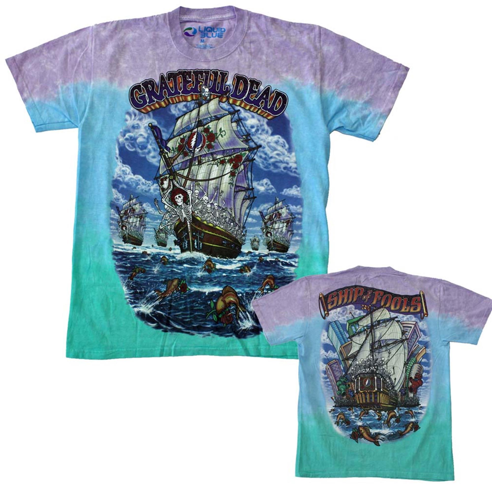Grateful Dead Ship of Fools T-Shirt