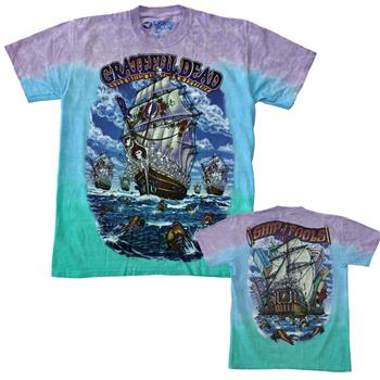 Buy Grateful Dead Ship of Fools T-Shirt by Grateful Dead