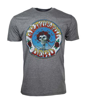 Buy Grateful Dead Skull & Roses T-Shirt by Grateful Dead