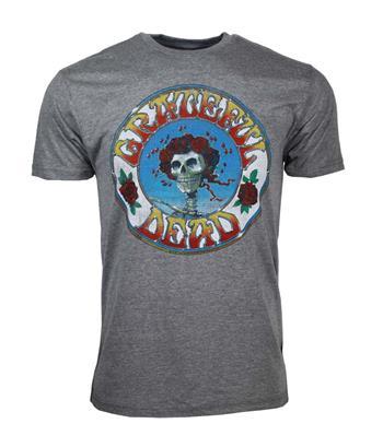 Buy Grateful Dead Skull & Roses T-Shirt by Grateful Dead