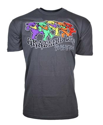 Grateful Dead Grateful Dead Trippy Bears T-Shirt