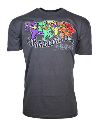 Grateful Dead Grateful Dead Trippy Bears T-Shirt