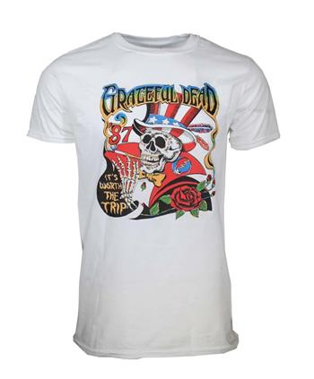 Buy Grateful Dead Worth the Trip T-Shirt by Grateful Dead