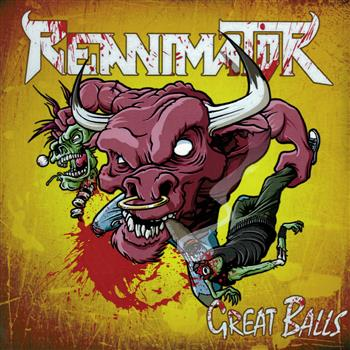 Buy Great Balls CD by Reanimator