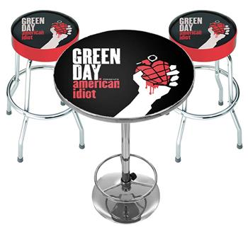 Green Day Green Day American Idiot Bar Set