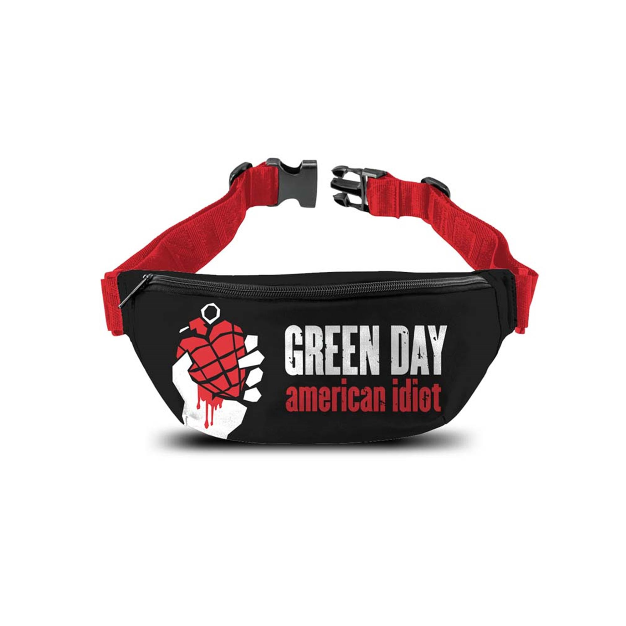 Green Day American Idiot Fanny Pack