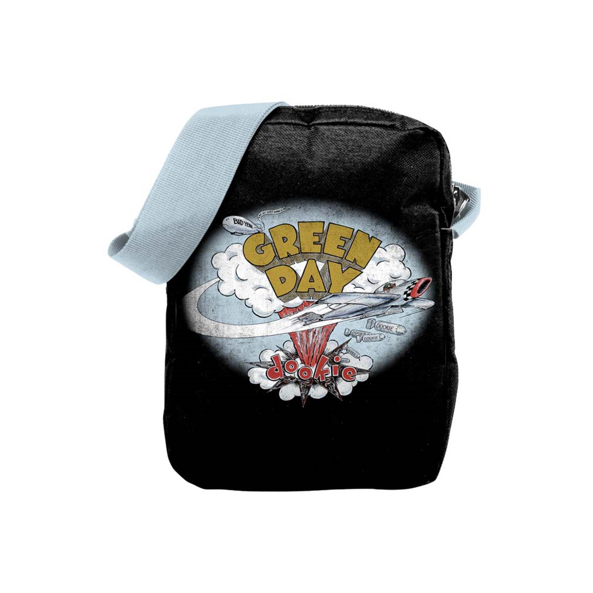 Green Day Dookie Crossbody Bag