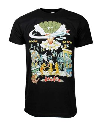Green Day Green Day Dookie Scene T-Shirt