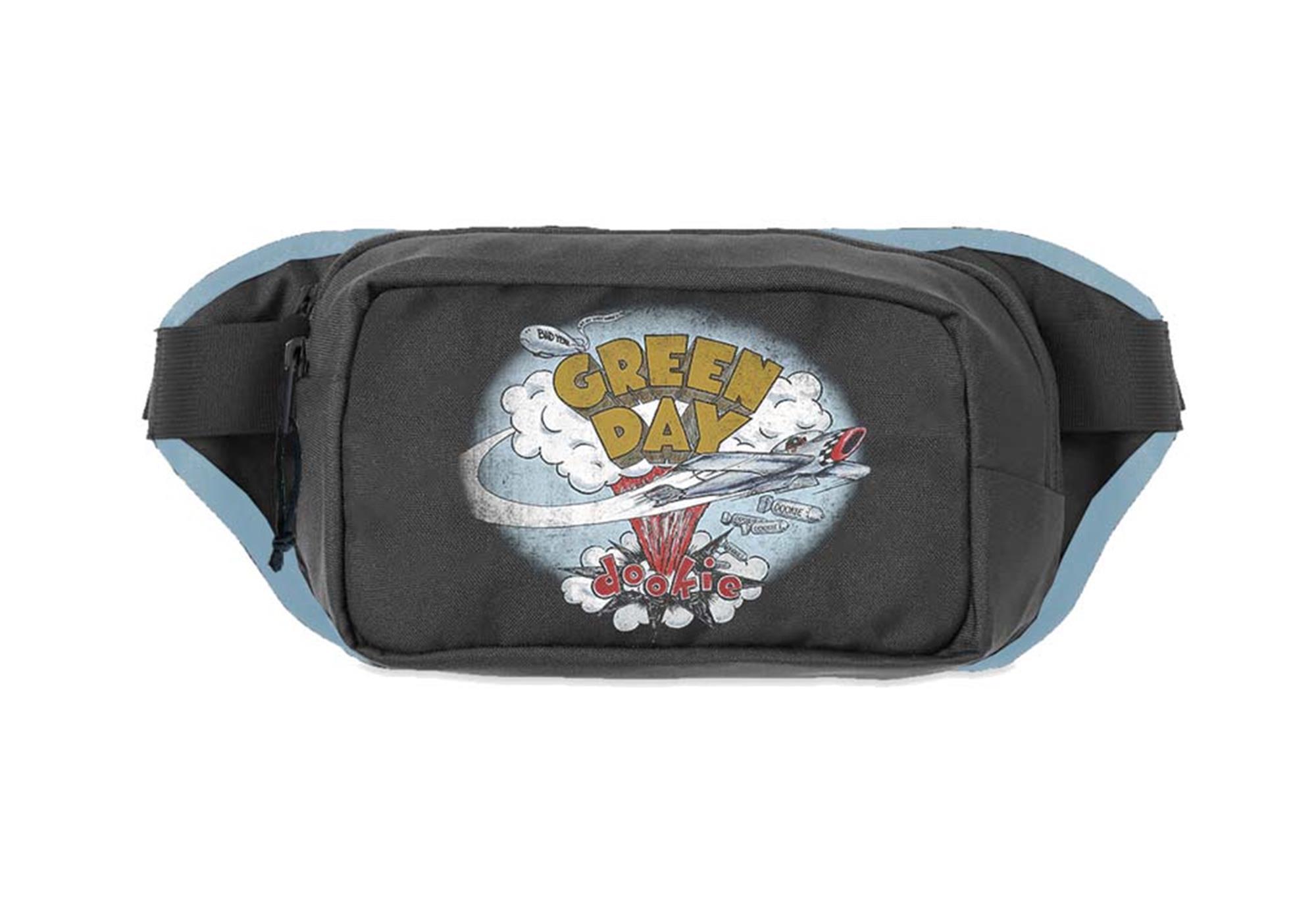 Green Day Dookie Shoulder Bag