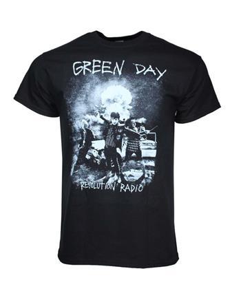 Green Day Green Day Nuke T-Shirt