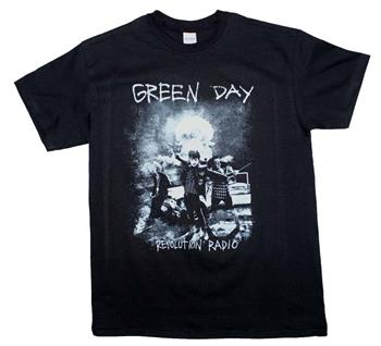 Buy Green Day Nuke T-Shirt by Green Day