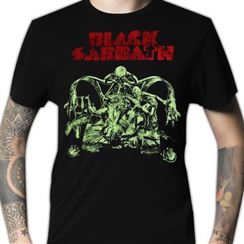 Black Sabbath Green People