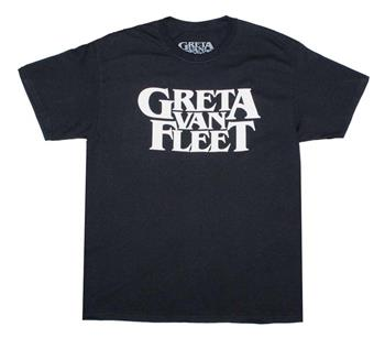 Buy Greta Van Fleet Logo T-Shirt by Greta Van Fleet