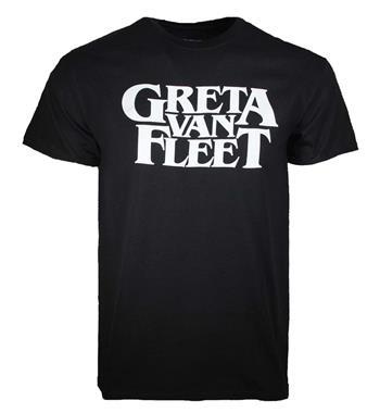 Buy Greta Van Fleet Logo T-Shirt by Greta Van Fleet