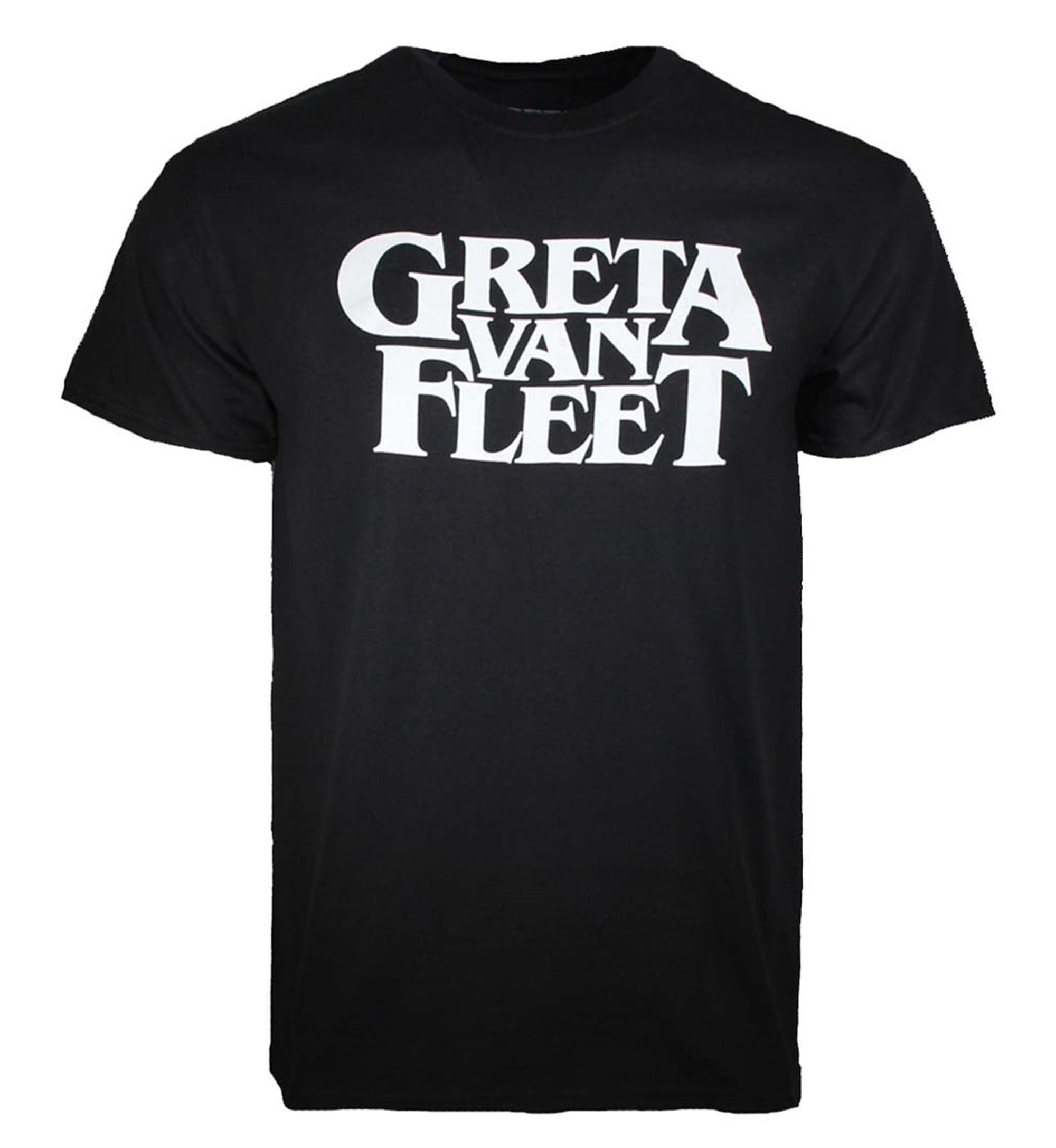 Greta Van Fleet Logo T-Shirt