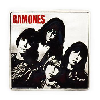 Ramones Group Shop Buckle
