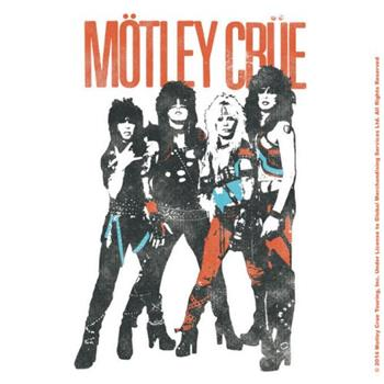 Motley Crue Group Shot