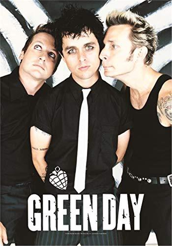 Green Day Group Shot