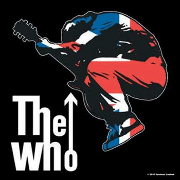 Who (the) Guitar