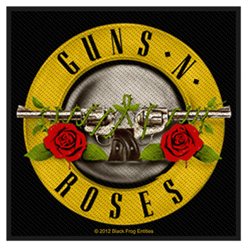 Buy Bullet Logo Patch by Guns 'n' Roses