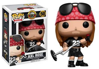 Buy Funko Toys Guns n Roses Axl Rose Pop Rocks Vinyl Figure by Guns 'n' Roses