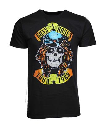 Guns 'n' Roses Guns n Roses Appetite Tour 1988 T-Shirt