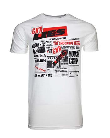 Guns 'n' Roses Guns n Roses Lies T-Shirt