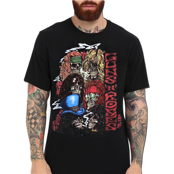 Buy Vintage Skulls T-Shirt by Guns 'n' Roses